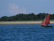 Sailing Past Wells