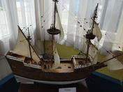 Model of the Mayflower