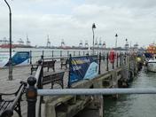 The pier,Harwich