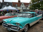 Sunday 10th September 2017 Vintage Day at Wymondham