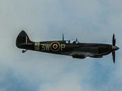 Spitfire over Sheringham