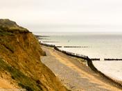 Runton cliffs
