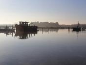 Quiet reflection at Thornham