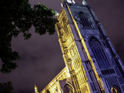 St Peter Mancroft -Norwich at Night
