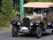 1927 Humber 14/40 Tourer
