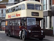 Former Lowestoft Bus