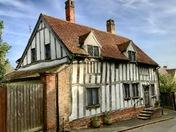 Old Buildings Lavenham