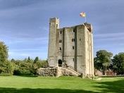 Old Buildings Castle  Hedingham
