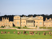 Magnificant Holkham Hall