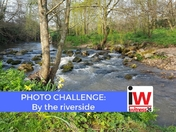 PHOTO CHALLENGE: By the riverside