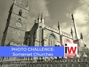 Photo Challenge: Somerset Churches