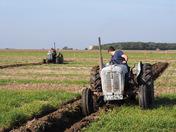 Vintage Tractors Langham
