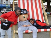 LIGHT NIGHT - Ken Aston Square, Barkingside - Saturday 30th September