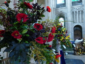 Norwich Cathedral Flower Guild Celebrating 70 Years