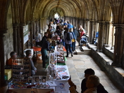 HarFest at Norwich Cathedral last Saturday