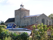 The Church and The Boat