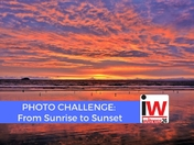 PHOTO CHALLENGE: From Sunrise to Sunset