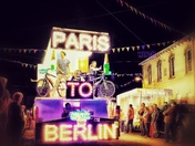 Paris to Berlin