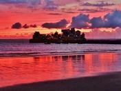 sun set sun rise
