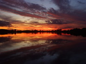 FILBY BROAD SUNSET SPECTACULAR