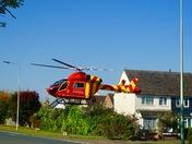 Air Ambulance in Melton.