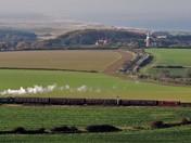 Sheringham to Weybourne Steam Train