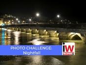 PHOTO CHALLENGE: Nigthfall
