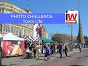 PHOTO CHALLENGE: Town Life