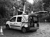 Radio Norfolk's Treasure Quest Radio Car