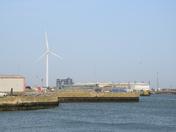 Gulliver and Hamilton Dock, Lowestoft