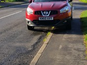 Need a solution for parking Linda Wellham 18.10.17