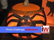 PHOTO CHALLENGE: Hallowe'en