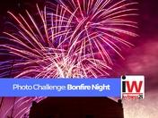 PHOTO CHALLENGE: Bonfire Night