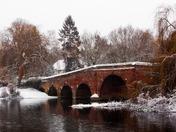 Sonning Bridge.