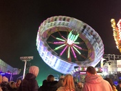 Funfair at Harrowlodge Park 11th November 2017