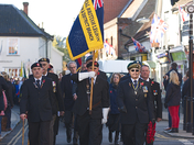 Harleston Remembrance Parade
