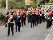 Remembrance Sunday Parade, Leiston