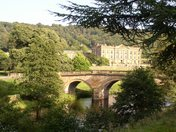 Bridge at Chatsworth House
