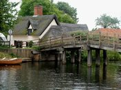 Flatford Mill Bridge