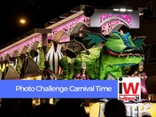 PHOTO CHALLENGE: Carnival Time