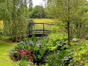 Westbury Mill Water Gardens, Pembury