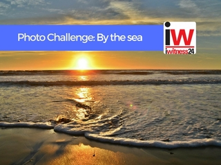 PHOTO CHALLENGE: By the sea