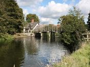 Photo Challenge - The Bridge at Flatford