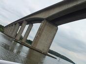Orwell bridge.