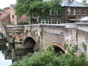 Bridge : Bishops Bridge