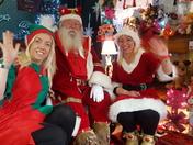 Santa's Grotto at Romford Shopping Centre