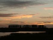 Autumn and Sunset