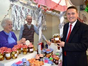 Wes Streeting MP at St. Peter's Christmas Market