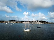The Boats of Instow by DH Drones