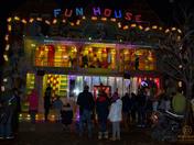 barnstaple lights switch on and fun
